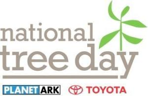plant a tree day logo